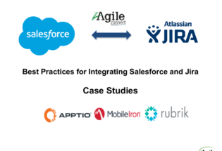 Best Practices for Integrating Salesforce and Jira: Case Studies – Webinar Nov 2, 2017