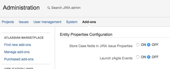 Programmatic Access to Case Attributes in JIRA via Issue