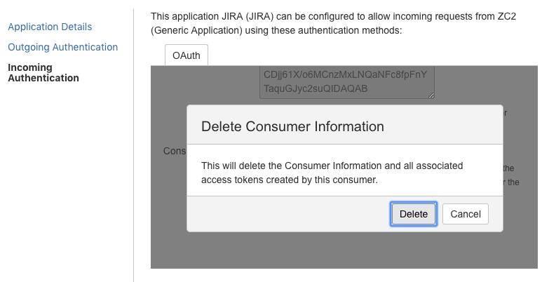 SFDC Expiring Certificate Notification (oauthjira) - zAgile